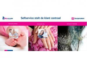 Yonder client PinkRoccade Self Service iBurgerzaken