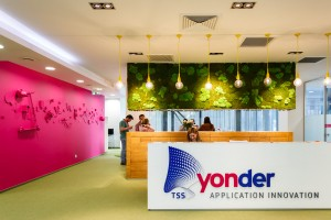 Yonder office Cluj