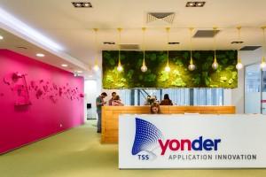 Yonder office Cluj