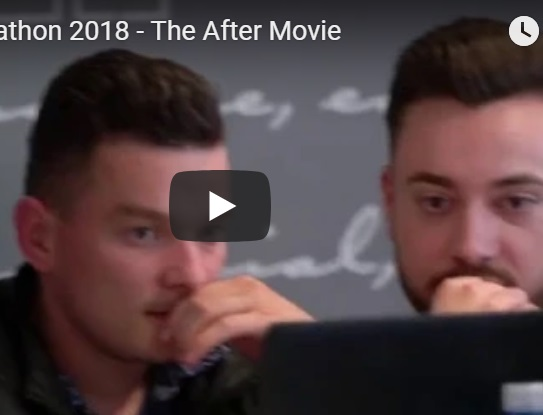 Yonder Hackathon 2018 After Movie