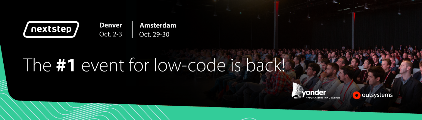 NextStep 2019 Amsterdam