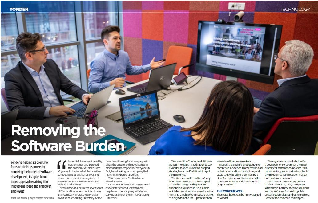 Yonder EME Outlook Magazine